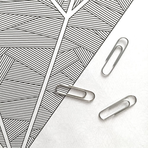 all things shiny coloring book - diamond detail