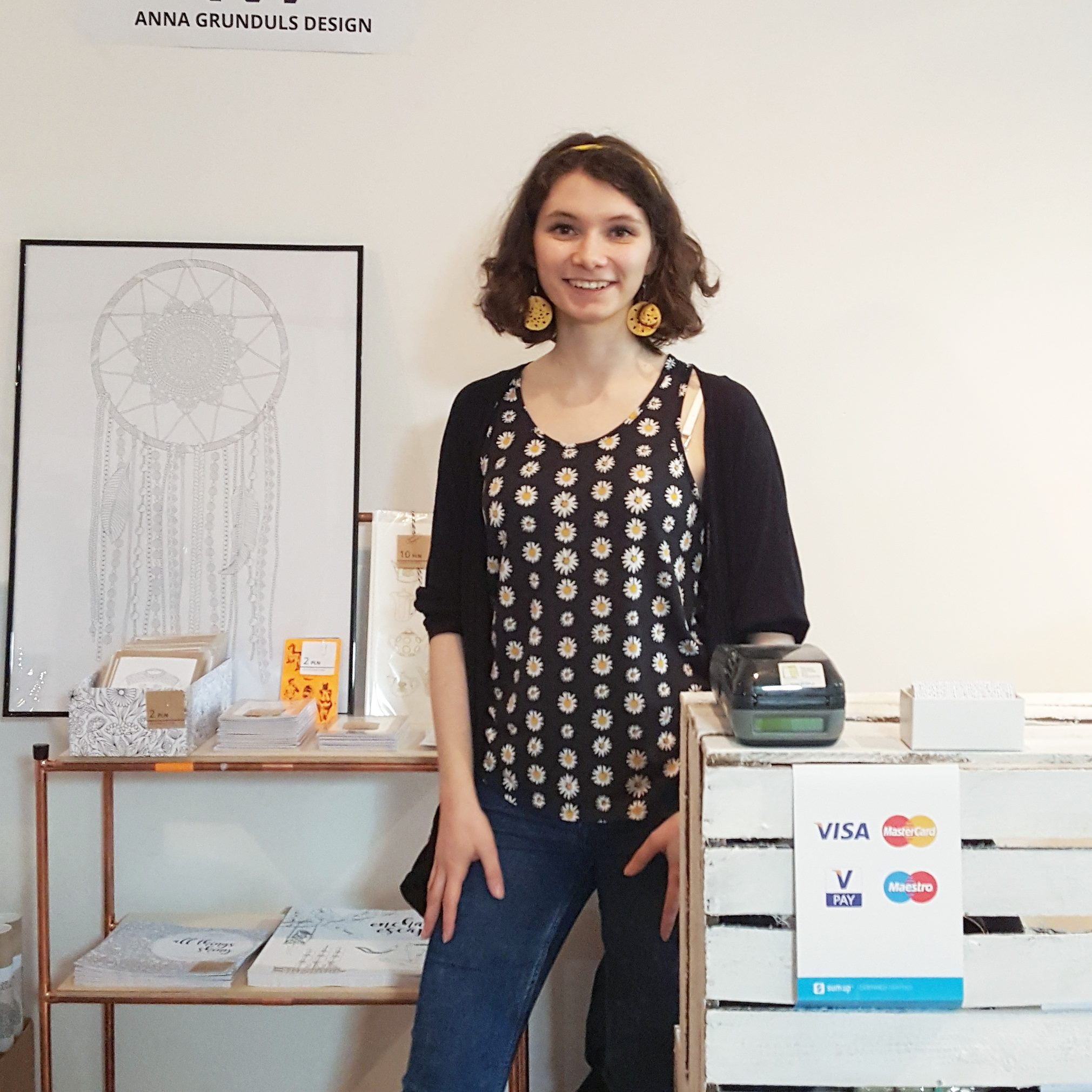 Anna Grunduls Design press page