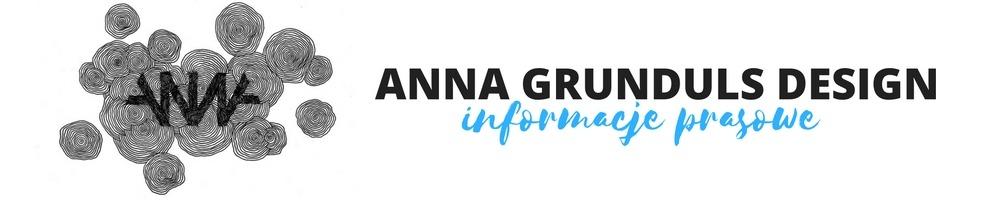 Anna Grunduls Design informacje prasowe