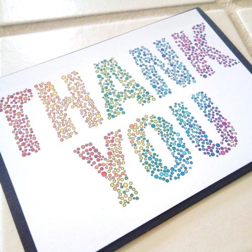thank you coloring postcard coloring page for adult coloring quote