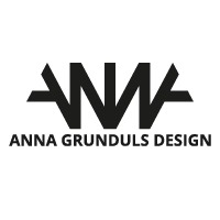 Logo White Background Anna Grunduls Design Adult Coloring Pages Illustrator