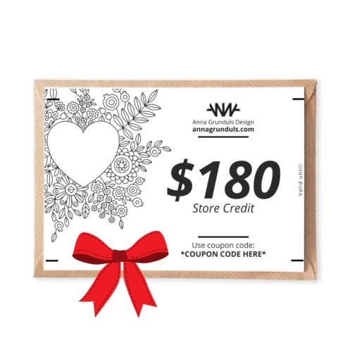 Bar Mitzvah $180 Gift Cards Bat Mitzvah Mitzwah Mitvah Jewish Birthday Gift Card $180
