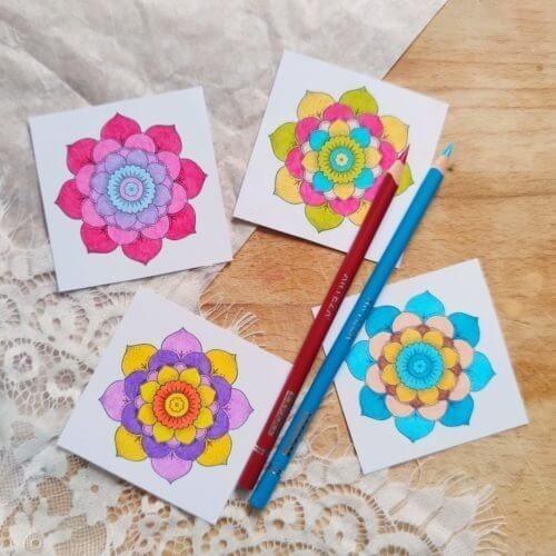 Color Palette Collection: Arteza Expert Colored Pencils